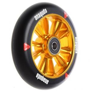 Anaquda Engine 110 Wheel Gold / Black