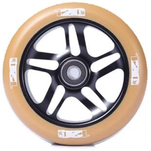 Blunt 120 mm Wheel Black / Gum