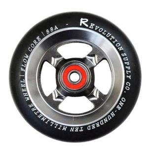 Revolution Flow 110 Wheel Silver / Black