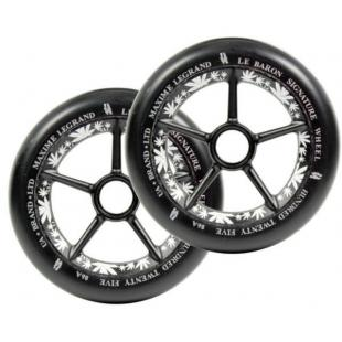 Urban Artt Le Baron Signature Wheel 125 Black