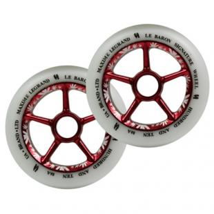Urban Artt Le Baron Signature Wheel 125 Red