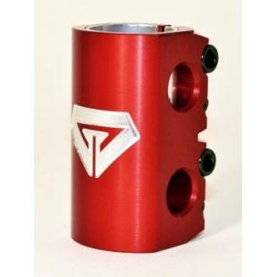 Kubars V3 Logo SCS Hollow Red