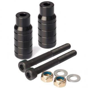 Apex Grind Pegs Black