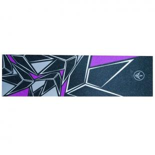 Blunt Geometric Griptape Purple