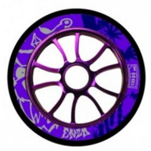 AO Enzo 2 Wheel 110 Purple