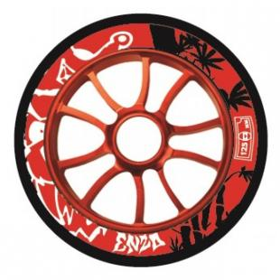 AO Enzo 2 Wheel 110 Red