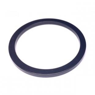 Headset spacer 2 mm Black