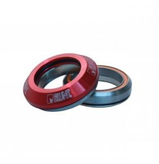 Blunt integrated headset Red