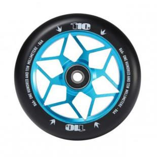 Blunt Diamond 110 Wheel Teal