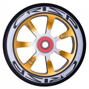 Crisp Hollowtech Wheel 110 Gold / Black
