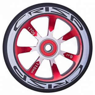 Crisp Hollowtech Wheel 110 Red / Black