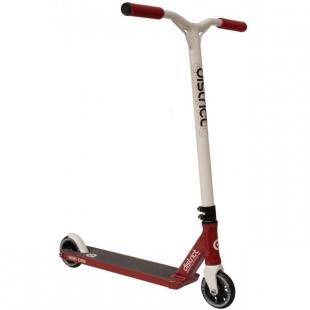 District C050 Scooter Red / White