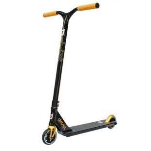 District C253 Scooter Black / Gold 2017
