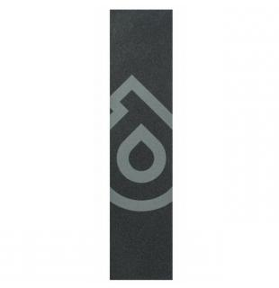 District S-Series Griptape Logo Grey