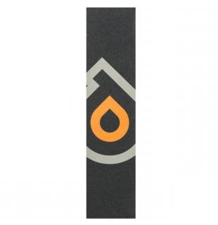 District S-Series Griptape Logo Orange