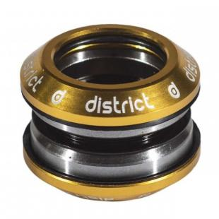 District S-Series Integrated Headset Gold