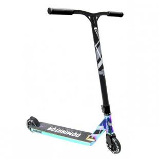 Dominator Airborne Scooter Chrome Black
