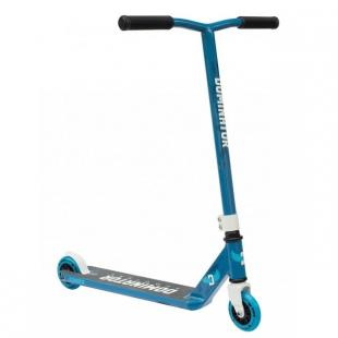 Dominator Bomber Scooter Blue