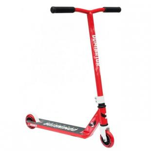 Dominator Bomber Scooter Red