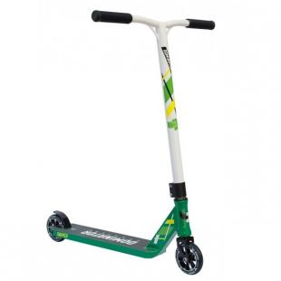 Dominator Sniper Scooter Green White