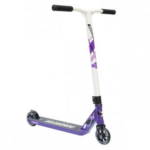 Dominator Sniper Scooter Purple / White