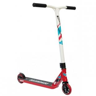 Dominator Sniper Scooter Red / White