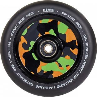 Elite Air Ride Wheel 110 Camo Black