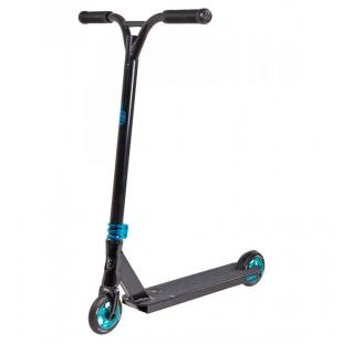 Lucky Prospect Scooter Black / Turquoise