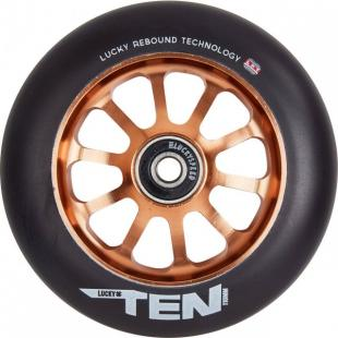 Lucky Ten 110 Wheel Copper