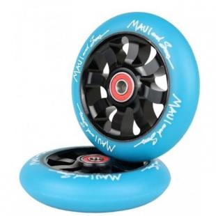 Maui Sharktooth 110 Wheel Blue