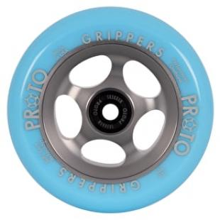 PROTO Gripper Faded 110 Wheel Blue