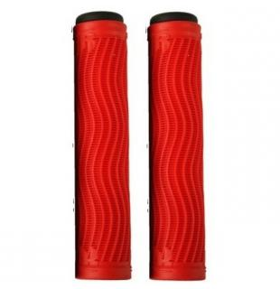 Raptor Slim Grips Red