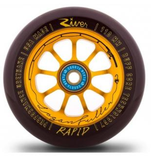River Logan The Angler Fuller 110 Wheel