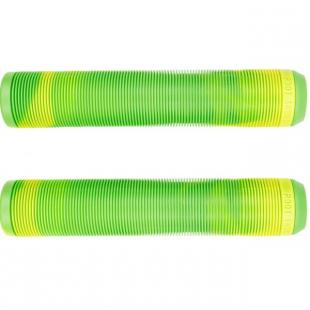 Root Premium Mixed Grips Green / Gold