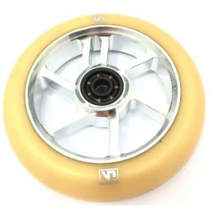 Urban Artt S7 Wheel 110 Silver / Brown