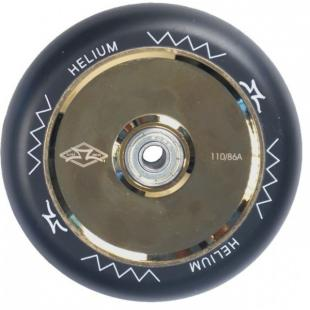 AO Helium Wheel 110 Gold Polished