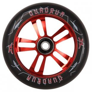 AO Quadrum 10-Star 110 Wheel Red