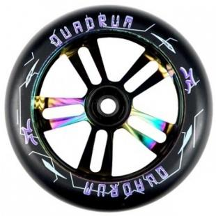 AO Quadrum 10-Star 110 Wheel Oil Slick