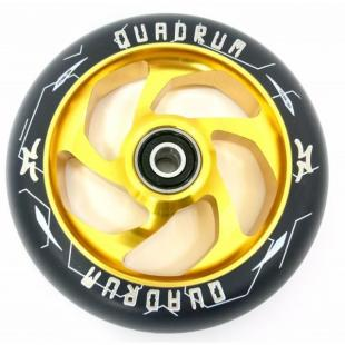 AO Quadrum Wheel 110 Gold