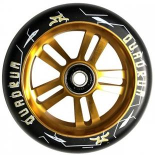 AO Quadrum 10-Star 110 Wheel Gold