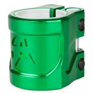 Addict Shield Clamp Bottle Green
