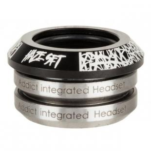 Addict Hazeset Headset Black