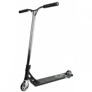 Addict Equalizer Scooter Black