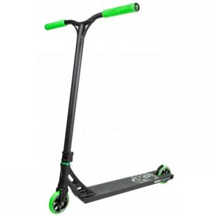 Addict Equalizer Scooter Black Green