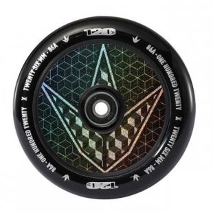 Blunt Hollow Hollogram 120 Wheel Geo Logo