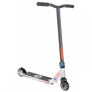 Crisp Blaster GID Scooter White / Grey