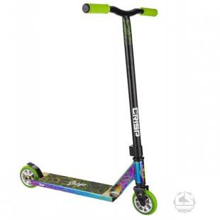Ethic купить Crisp Surge Scooter Chrome Green