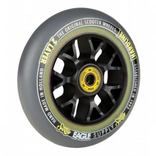 Eagle Hard Line 2 Layer 115 Wheel Sewercaps Black / Grey