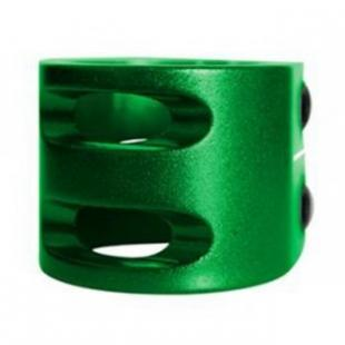 Fasen Raven Double Clamp Green