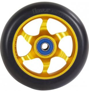 Flavor Awakening 110 Wheel Gold Black